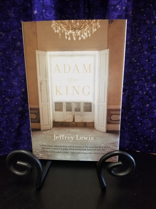 Adam the King by Jeffrey Lewis