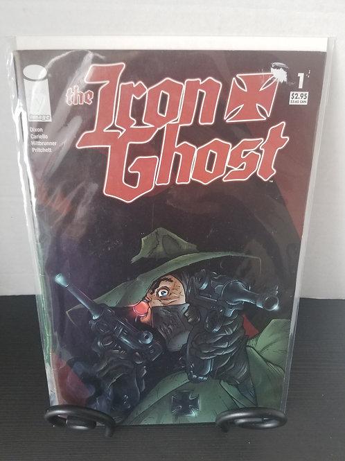 Iron Ghost #1