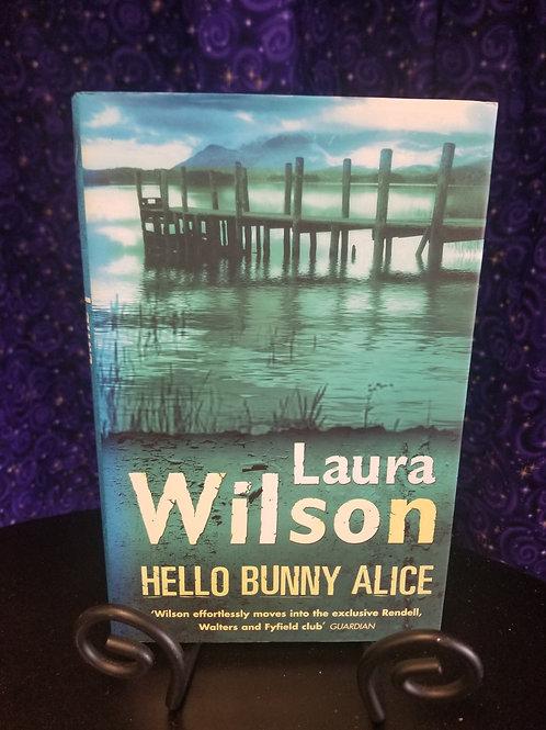 Hello Bunny Alice by Laura Wilson