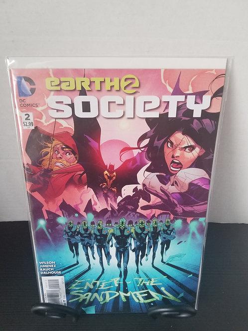Earth 2 Society #2