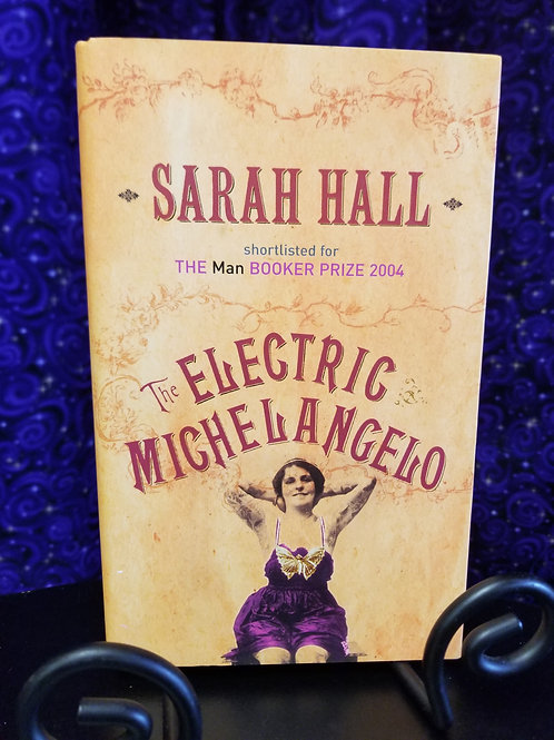 Electric Michaelangelo by Sarah Hall