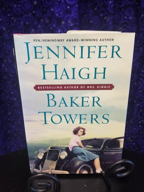 Baker Towers by Jennifer Haigh