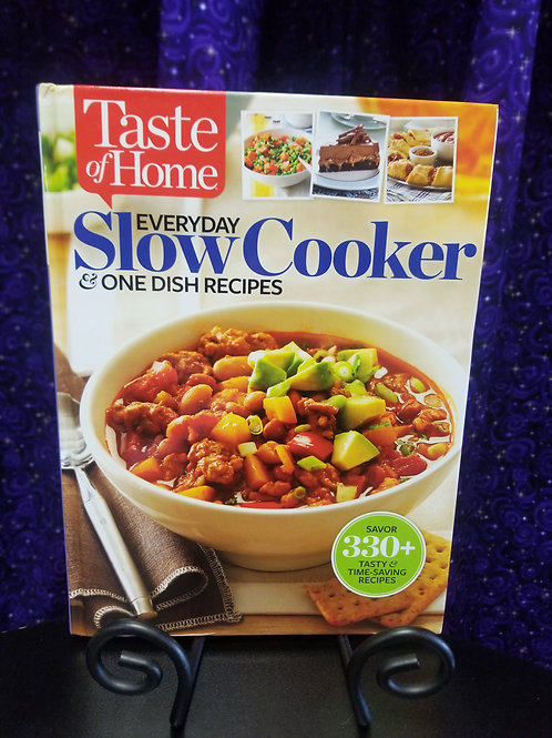 Everyday Slow Cooker & One Dish Recipes