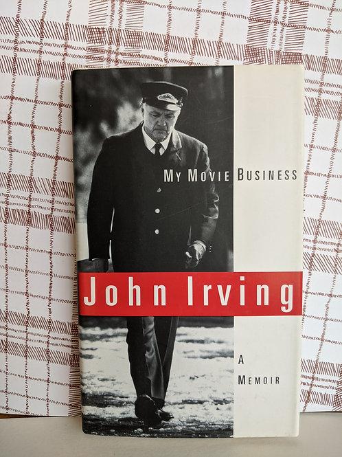 John Irving: My Movie Business