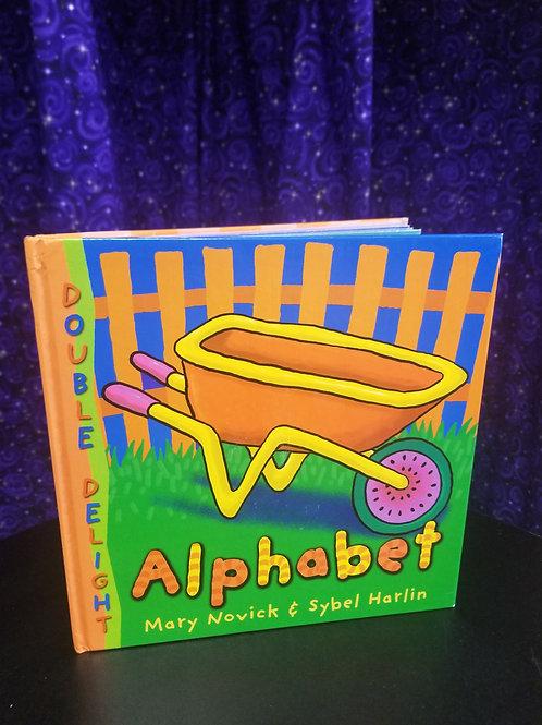 Double Delight Alphabet Lift the Flap Book