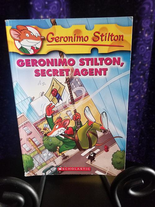 Geronimo Stilton: Geronimo Stilton, Secret Agent