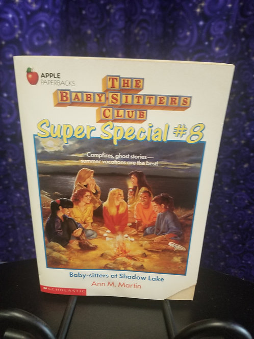 Babysitter's Club Super Special #8: Baby-sitters at Shadow Lake