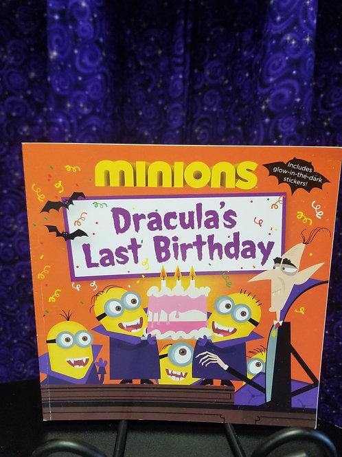 Minions: Dracula's  Last Birthday