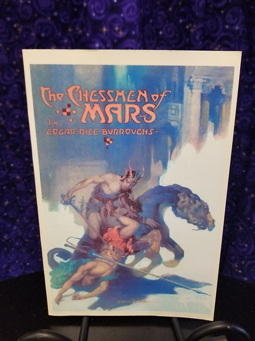Chessmen of Mars by Edgar Rice Mars