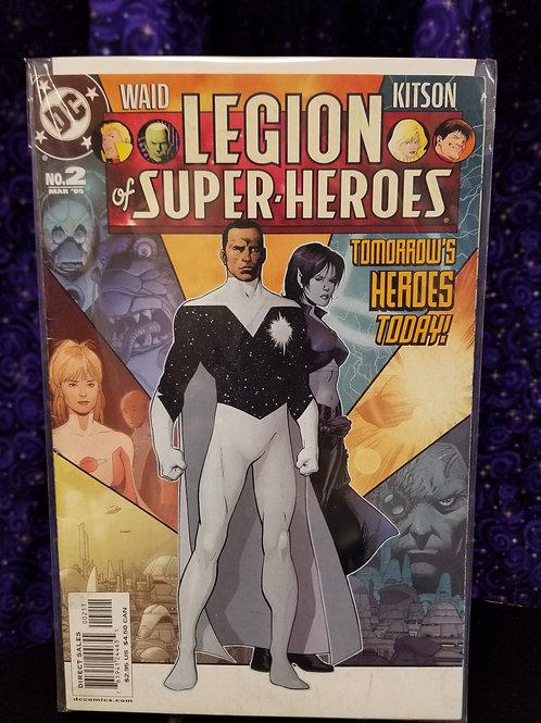 Legion of Superheroes No. 2