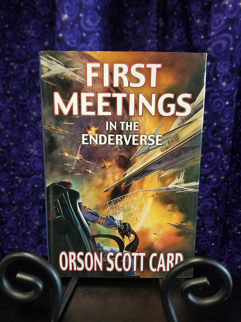 First Meetings in the Enderverse by Orson Scott Card
