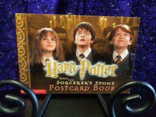 Harry Potter & the Sorcerer's Stone Postcard Book