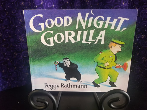 Good Night, Gorilla by Peggy Rathman