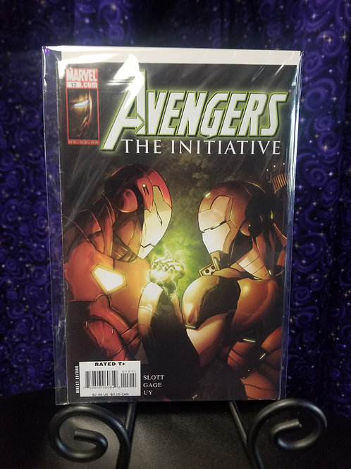 Avengers: The Initiative #12
