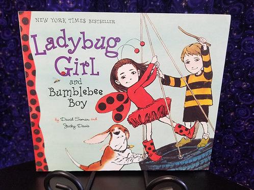 Ladybug Girl & Bumble Bee Boy by David Soman