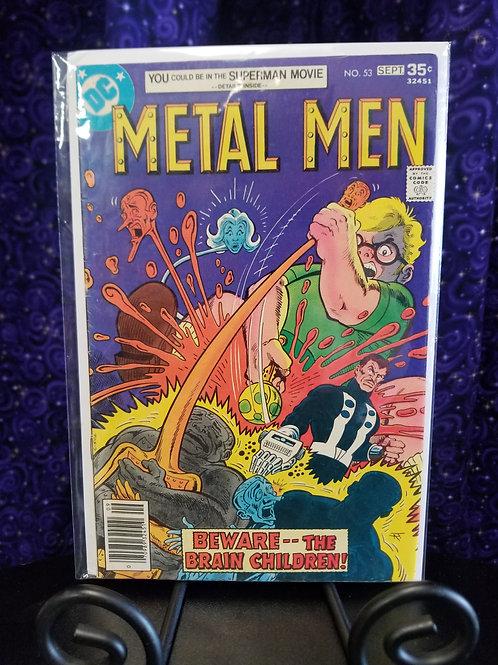 Metal Men #53