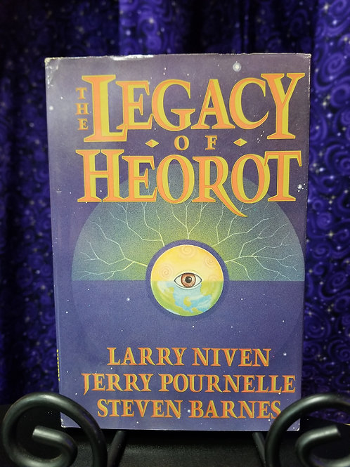 Legacy of Heorot by Niven/Pournelle/Barnes
