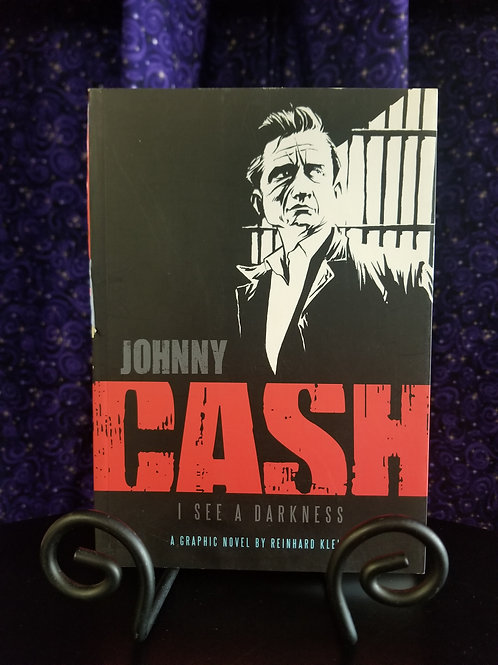 Johnny Cash: I See a Darkness Graphic Novel