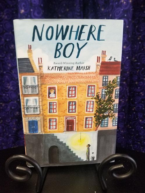 Nowhere Boy by Karherine Marsh
