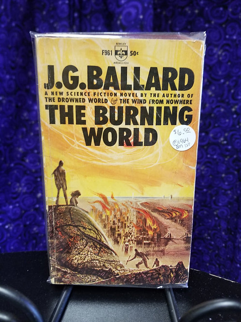 The Burning World by J.G. Ballard