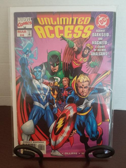 Marvel Umlimited Access #4