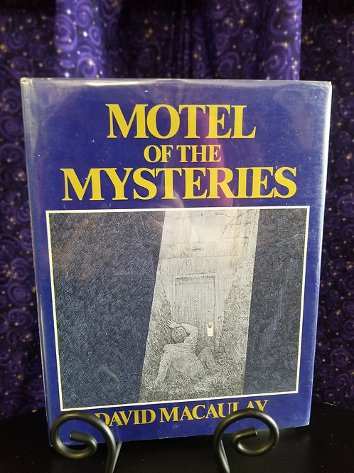 Motel of the Mysteries by David McCaulay