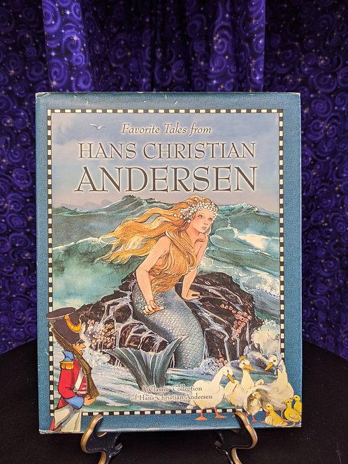 Favorite Tales From Hans Christian Andersen