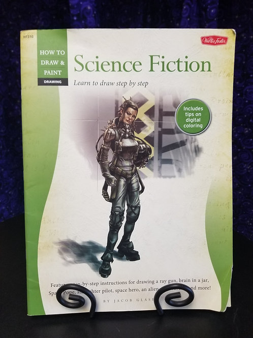 How to Draw & Paint Sciece Fiction Step by Step