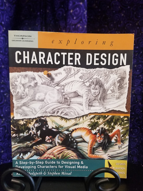 Exploring Character Design: Developing Characters For Visual Media