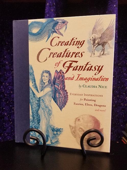 Creating Creatures of Fantasy & Imagination