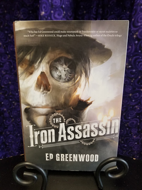 Iron Assassin by Ed Greenwood