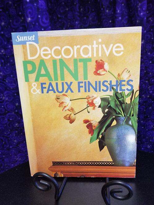 Decorative Paint & Faux Finishes