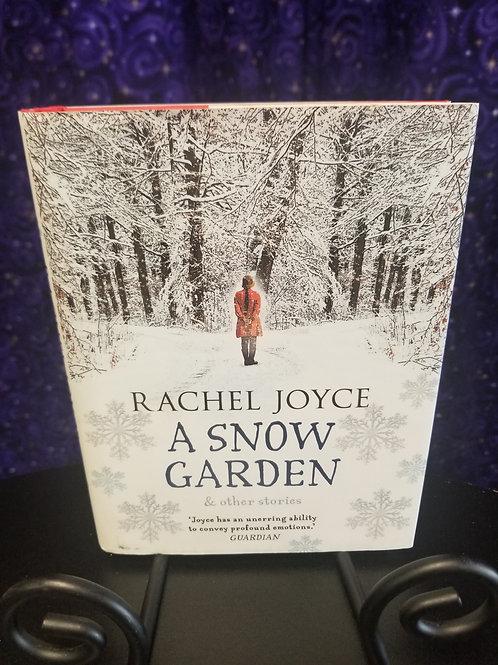 A Snow Garden by Rachel Joyce