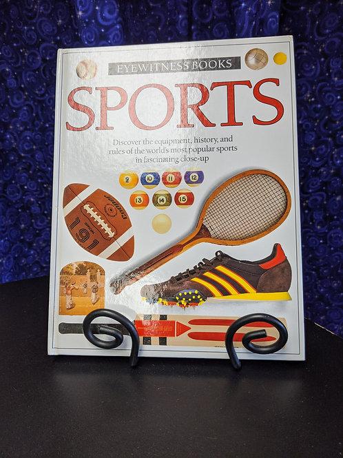 Eyewitness Books Sports