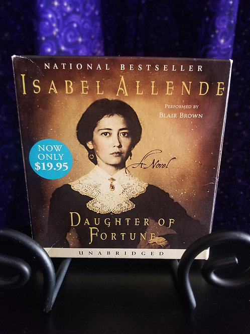 Daughter of Fortune by Isabel Allende  - Audiobook