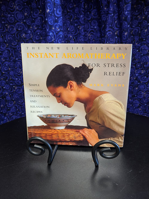 Instant Aromatherapy for Stress Relief