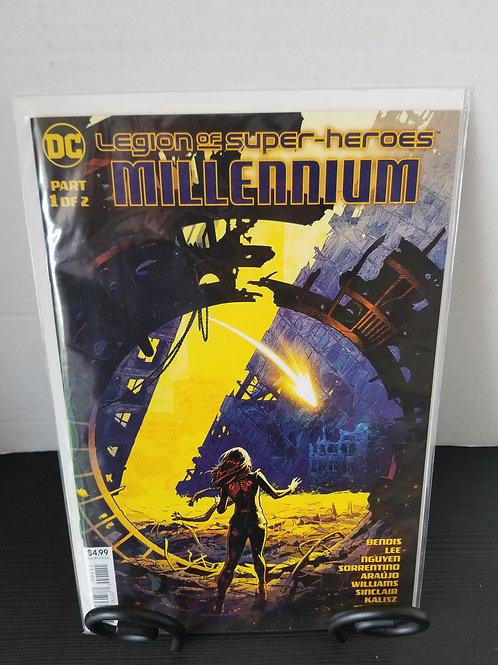 Legion of Super Heroes Millenium, Part 1 of 2