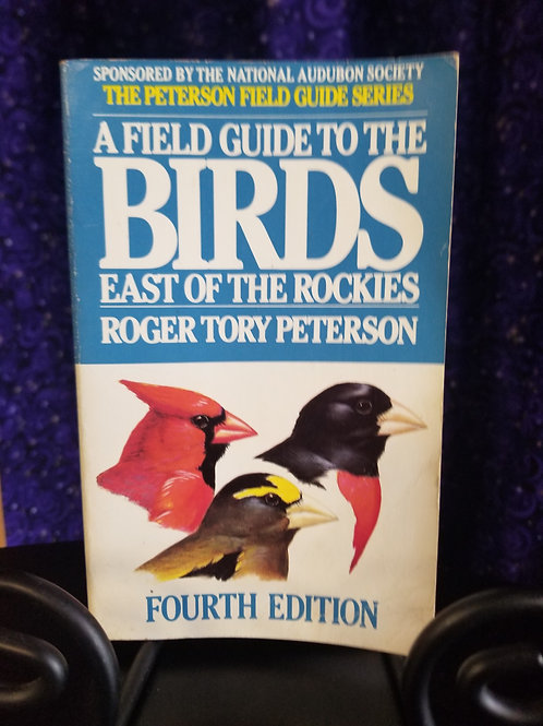Field Guide to the Birds East of the Rockies
