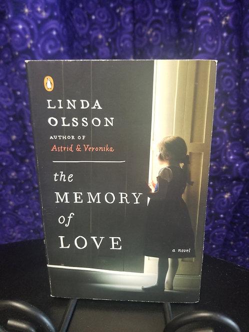 Memory of Love by Linda Olsson