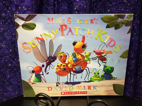 Miss Spider's Sunny Patch Kids by David Kirk