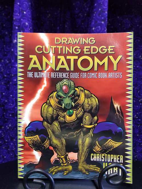 Drawing Cutting Edge Anatomy: Ultimate Reference Guide For Comic Book Artists