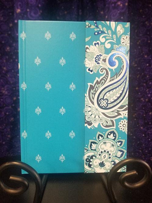 Blue Paisley Journal