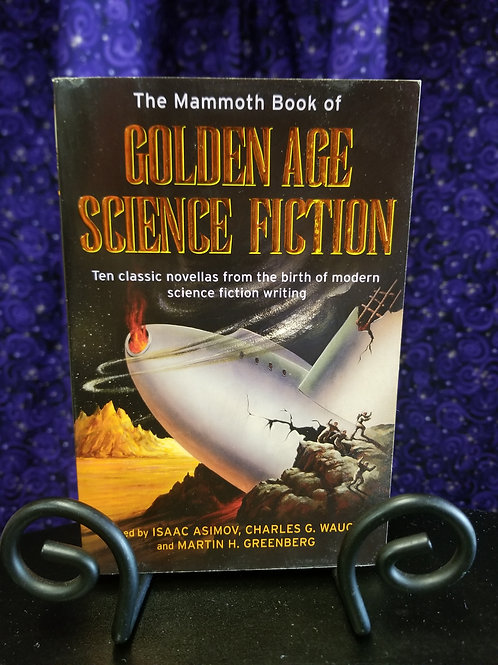 Mammoth Book of Golden Age Science Fiction