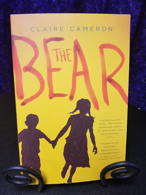 Bear by Claire Cameron