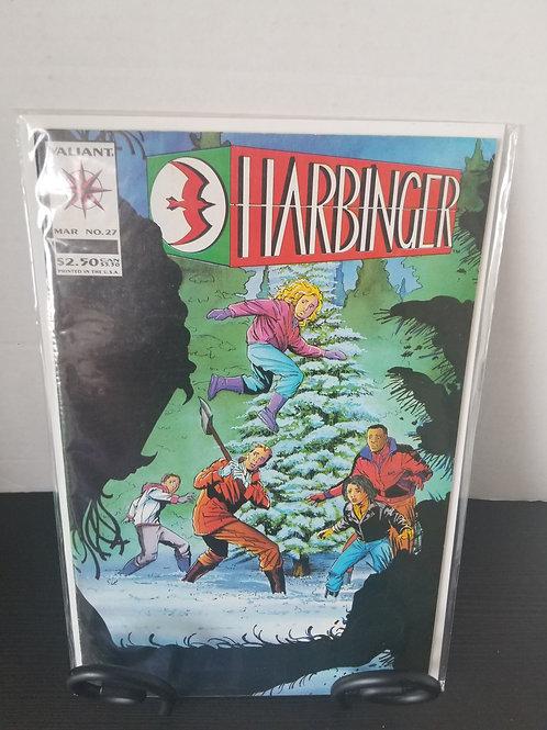 Harbinger #27
