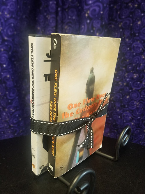 One Flew Over the Cuckoo's Nest Book and Movie Bundle