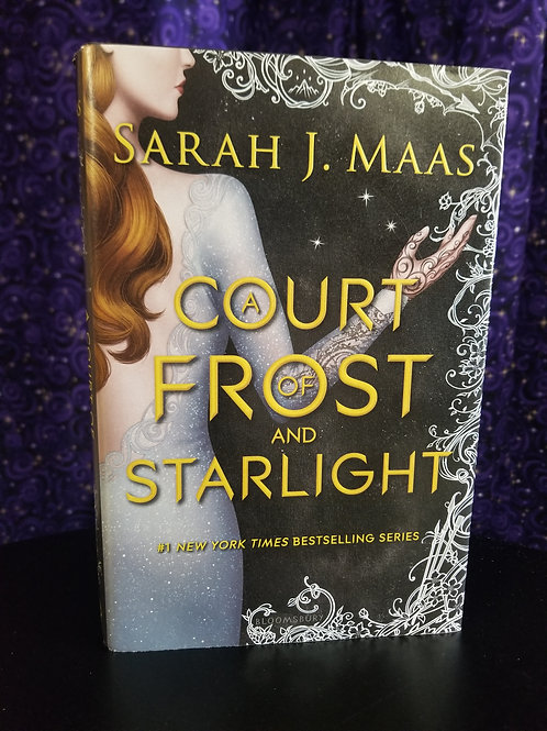 Court of Frost & Starlight by Sarah J Maas