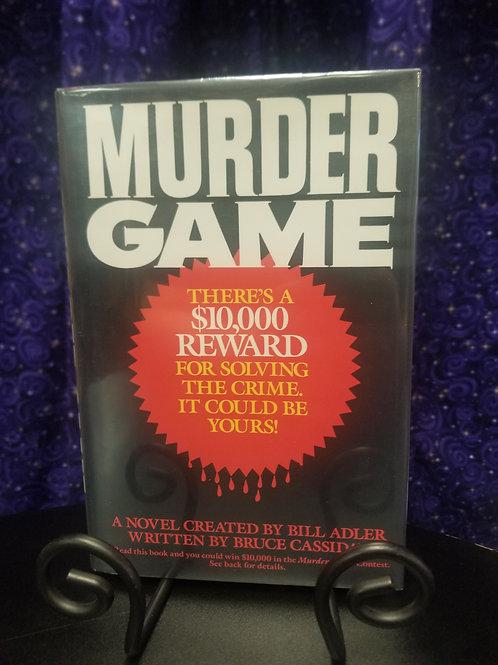 Murder Game by Bill Adler