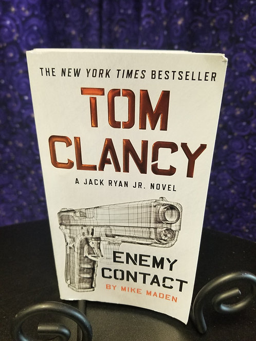 Enemy Contact by Tom Clancy/Mike Maden