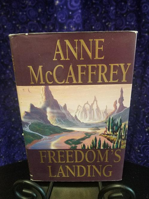 Freedom's Landing by Ann McCaffrey